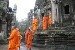 Monks Cambodia 2007