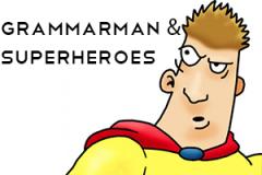 Grammarman & Superheroes - DD36 Featured Image