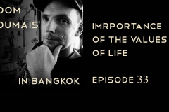 Importance of the Values of Life - DD33
