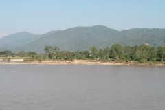 River in the Golden Triangle