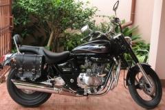 Honda Phantom - 200cc