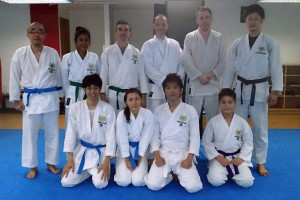Belt Test Class