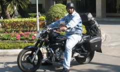 Riding Motorcycles - DD15