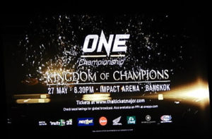 One FC Kingdom of Champions
